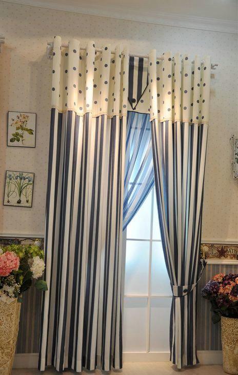 kitchen drapes canac cabinets for sale 地中海风格窗帘_土巴兔装修效果图