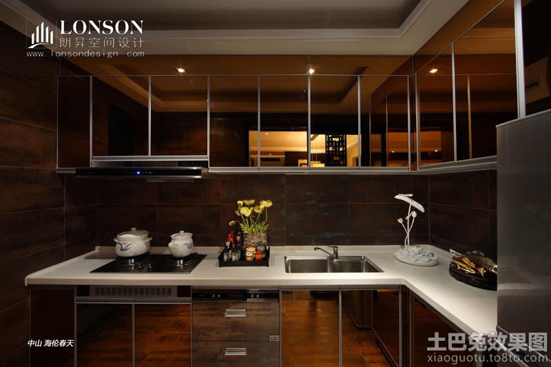 ikea kitchen countertops remodel kitchens 不锈钢橱柜效果图_土巴兔装修效果图
