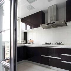 Kitchen Windows Hardware Cabinets 整体小厨房橱柜装修效果图大全_土巴兔装修效果图