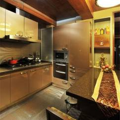 Kitchen Design Pictures How Much Does It Cost To Reface Cabinets 中式风格厨房装修图片_土巴兔装修效果图