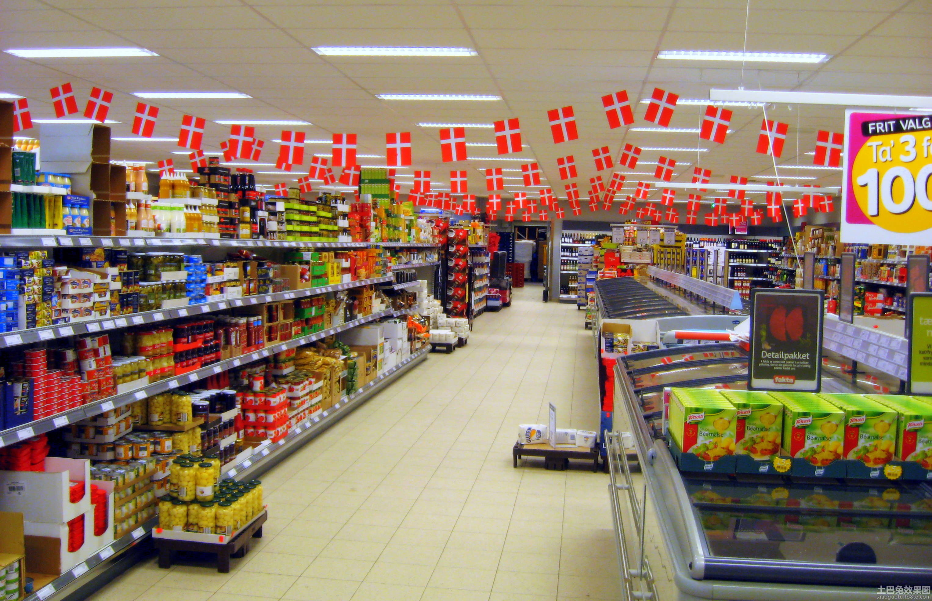Grocery Store Merchandising Ideas