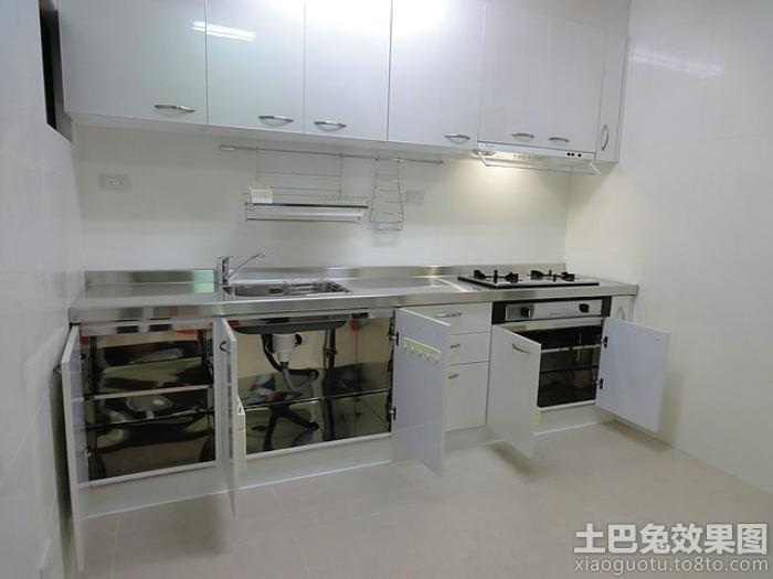 ikea kitchen countertops premium cabinets manufacturers 厨房不锈钢台面橱柜设计_土巴兔装修效果图