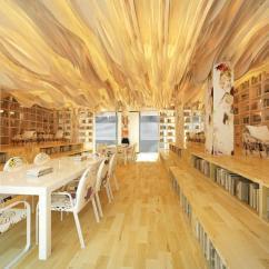 Kitchen Az Cabinets Red White And Black Tiles 北欧风格书吧设计图片_土巴兔装修效果图