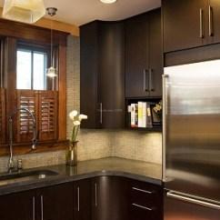 Kitchen Countertop Decor 4 Hole Faucets 橱柜装修效果图欣赏_橱柜装修图片大全-土巴兔装修效果图