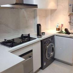 Ceramic Tile Kitchen White Hutches For 厨房瓷砖颜色搭配效果图片 土巴兔装修效果图 欧式厨房瓷砖颜色搭配效果图