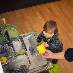 Kitchen Aid Dishwashers Cabinet Storage 动辄大几千的洗碗机 真的是家庭必需品吗 知乎 家里厨房面积实在伸展不开的 可以不做考虑了