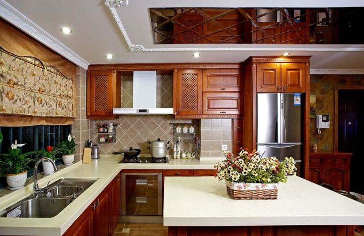 kitchen science cabinet doors for sale 咱家装修 厨房细节该如何规划 知乎 如下情怀木匠传授你厨房科学规划n条法则