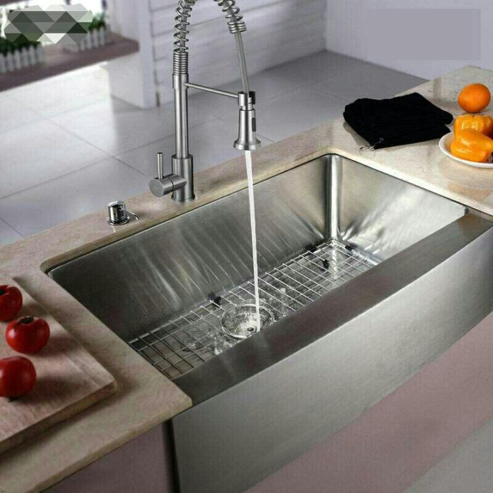 kitchen sink size modern countertops 厨房水槽的尺寸选择 知乎 很多人也许都知道 自己家里大概可以用个单水槽还是双水槽 但是具体到什么尺寸就没有概念了 其实是有据可依的
