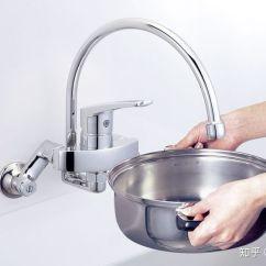 Two Handle Kitchen Faucet Wholesale Faucets 厨房水龙头的类型和特征以及如何选择的点 知乎 它在厨房里被广泛使用 因为它可以单手操作 而且易于使用 有很多价格和变化设计 大多数的整体厨房也多采用单手柄水龙头这一标准