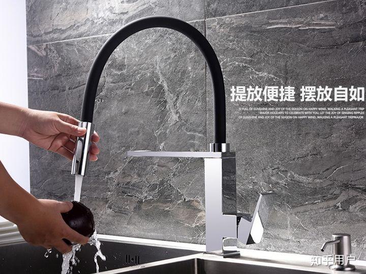 two handle kitchen faucet custom outdoor kitchens 关于厨房水龙头有哪些选择的类型 以及有哪些可选择的特点 知乎 6 净水两用龙头 适合安装净水机的厨房 龙头有两个手柄控制两个出水口 一个出水口是普通的冷热水 另一个出水口可以接净水机