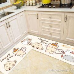 Best Kitchen Rugs Black Stainless Steel Sink 什么样的地毯适合打造个性化的房间 知乎 如果厨房是单调的白色 即使你准备了丰富的美食盛宴 它也可能看上去黯淡无光 一款北欧的地毯 由的可爱字母猫组合而成的图案 让厨房生动了起来