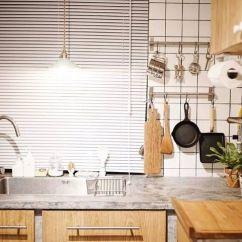 Cement Kitchen Sink Cart With Stainless Steel Top 工业风装修的9个坑 他都替你踩过了 知乎 厨房用了水泥台面配大单槽 下面的橱柜也是水泥橱柜 木柜门 水泥台面比较费事 当时这个台面就重新做了三次 难点就在于台面和水槽要嵌平