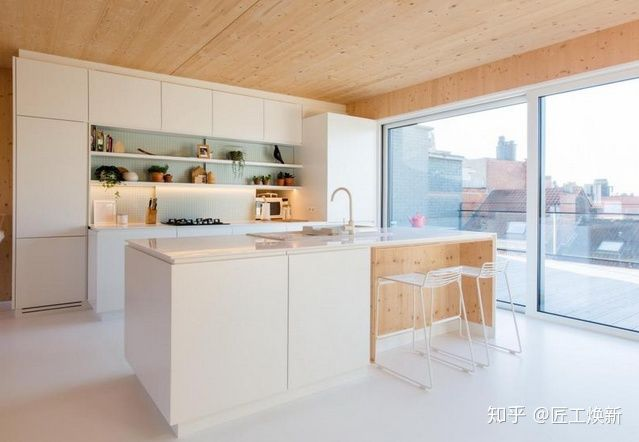 summer kitchen ideas fluorescent light 北欧风格厨房如何装 要掌握北欧风的精髓 知乎 大窗户是这种风格的显著特征 在这里始终会有大量的自然光线涌入 如果用好吊灯 和温暖的环境照明 最终将会得到理想的环境