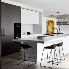 Kitchen Island Tops Cabinet Range Hood Design 为什么日本的中岛厨房越来越受欢迎了 知乎 中岛厨房的尺寸
