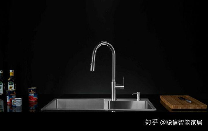 new kitchen sink rustic island lighting 聪信 厨房水槽如何选 看这个就知道 知乎 不锈钢作为厨房水槽最安全健康的材质 也是最被受捧的材质 不锈钢材质最大的区别在于耐腐蚀性能上的差异 304最好 202稍差 201次之 聪信水槽选用优质的sus304