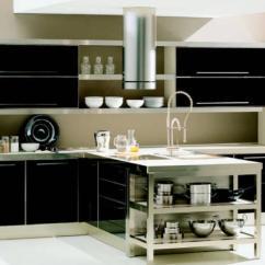 Rolling Island Kitchen Beveled Tiles 怎样的厨房设计是最好的 知乎 厨房内中岛也不一定适合你家