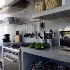 Cement Kitchen Sink Mexican Style 不锈钢还有水泥 这些材质做厨房台面真的合适吗 知乎 如果真是搞水泥台面了 希望你有足够的耐心应付细菌滋生风化起砂的问题 嗨完老老实实用普通橱柜