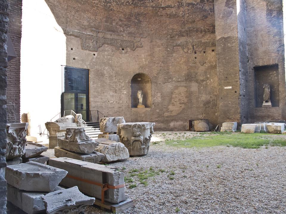 古羅馬人為何對建筑如此癡迷? - 知乎
