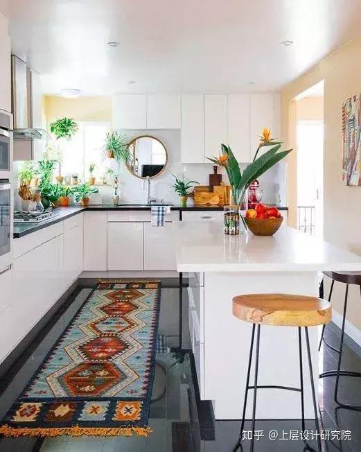 cheap kitchen islands best way to remove grease from cabinets 为什么说装修厨房前先要思考人生 知乎 厨房并不是越大越好用 大小适中 布局合理才好