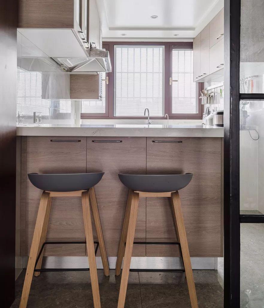 kids wooden kitchen corner sink ideas 木质储物柜电视墙 厨房两人吧台 这样的设计美呆了 知乎 这样的设计美