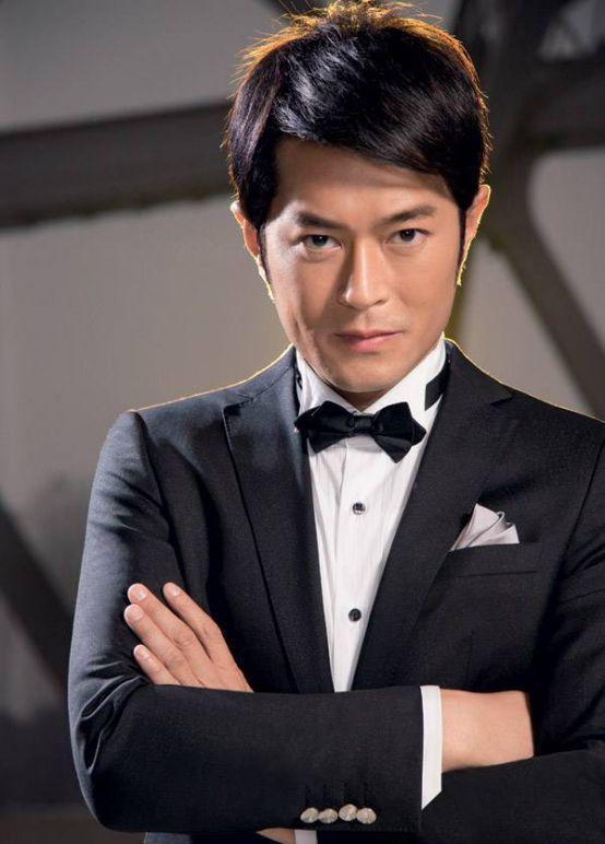 """香港""""最帥""""的5位男明星劉德華第四,張國榮第二,第一太帥了 - 知乎"""