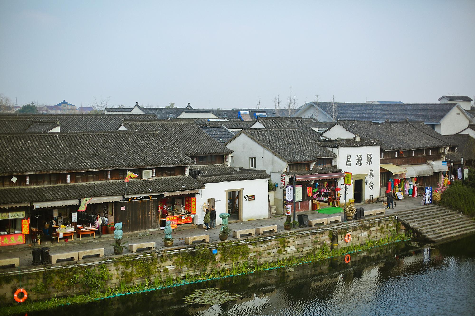 古鎮塘棲丨濃郁的市井水鄉,運河邊的世外桃源 - 知乎