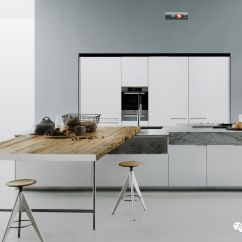 Kitchen Cabinets Update Ideas On A Budget Cabinet Pull Outs 原来吃外卖的生活也可以如此优雅 Boffi橱柜海淘记 知乎