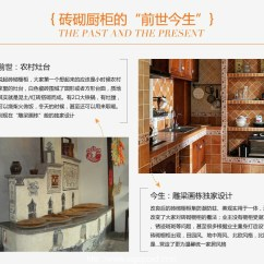 Yellow Pine Kitchen Cabinets Copper Accents 美轮美奂的砖砌橱柜 结实耐用不发霉 知乎