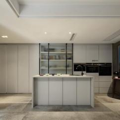 Kitchen Island With Range Cupboards Freestanding 开放式厨房有哪些好看的厨房中岛兼餐桌设计 知乎 厨房岛台的设置能承担厨房的部分功能 例如操作料理台 就餐区 吧台等 岛台的合理规划很好地缓解小户型厨房运转时的压力