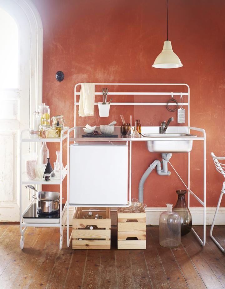 kitchen cabinets update ideas on a budget island table for 低预算怎么装修 哪里能省 哪里不能省 知乎 宜家今年的新款简易橱柜也是物廉价美安装方便的好东西 日后升级起来也方便 直接搬走扔掉就好