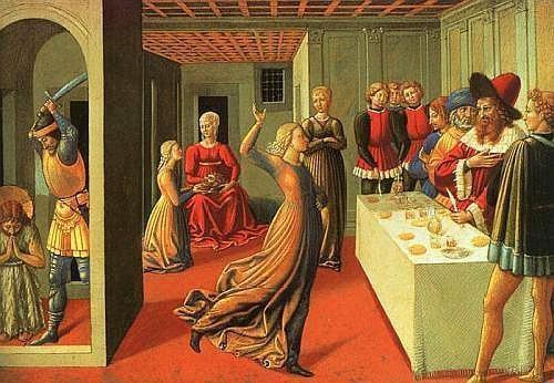 希羅底假手于人,施洗約翰被殺,耶穌夸贊約翰什么? - 知乎