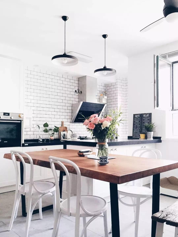 decoration kitchen table sets with matching bar stools 池州春秋装饰 厨房装修 知乎