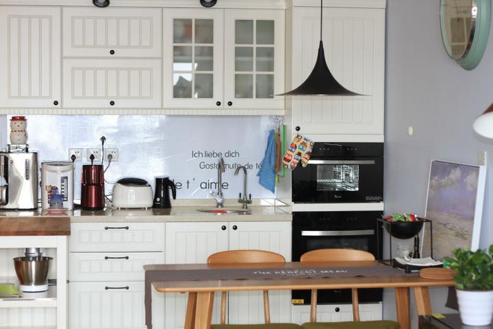 kitchen cabinets update ideas on a budget corner nook 要定橱柜了 大家有什么建议没 知乎 吊柜打满 根据需要用不同样式的柜门
