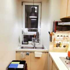 Kitchen Remodel Cost Large Sink 1300元的厨房大改造 从凌乱到温馨 知乎