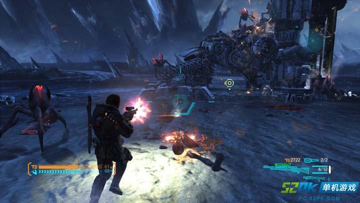 《失落的星球3》更新游戲截圖及設定圖_52PK單機游戲