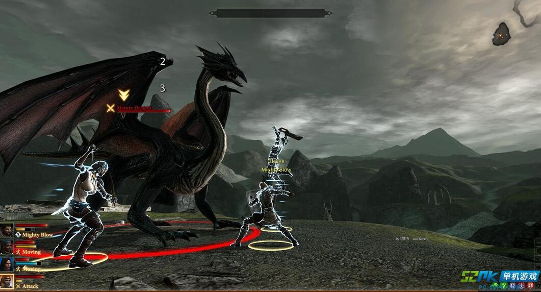 動作與角色扮演完美結合 精品ARPG游戲盤點_52PK單機游戲