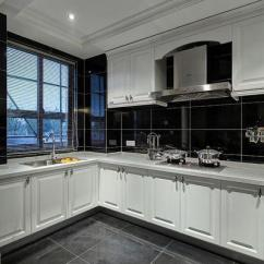New Kitchen Design How Much Does It Cost To Replace Cabinet Doors 新厨房设计 58同城装修效果图大全 新古典风格设计厨房效果图