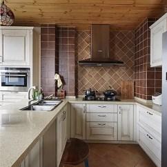 Decorating Kitchens Best Kitchen Appliance Brand 厨房装饰橱柜 58同城装修效果图大全 地中海装饰厨房橱柜效果图