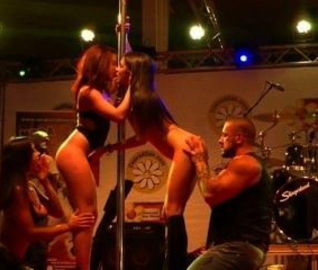 Carolina Abril Coral Joice Y Yarisa Duran Junto A Robdiesel En El Sem 2015