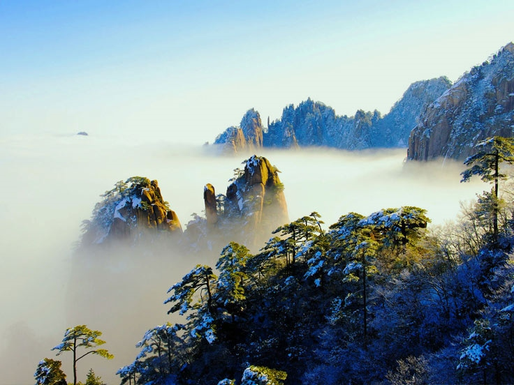 10 Days China Classic With Mount Huangshan Exploration