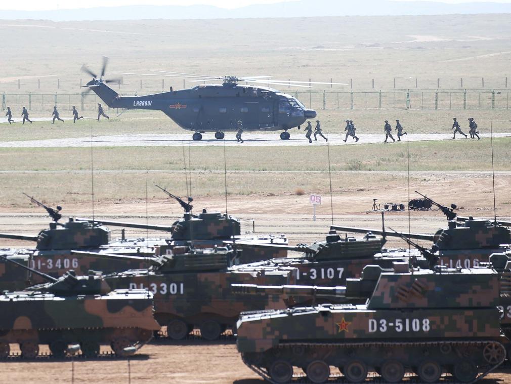 澳媒:中國國防工業實現躍進式發展_中國-多維新聞網