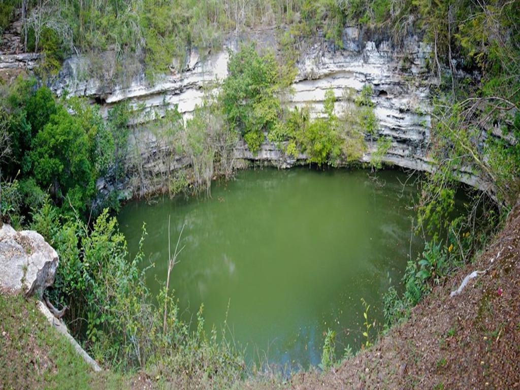 墨西哥水下洞穴 解密瑪雅文明消失之謎_歷史-多維新聞網