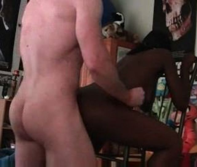 Interracial Couple Fucks South African Style