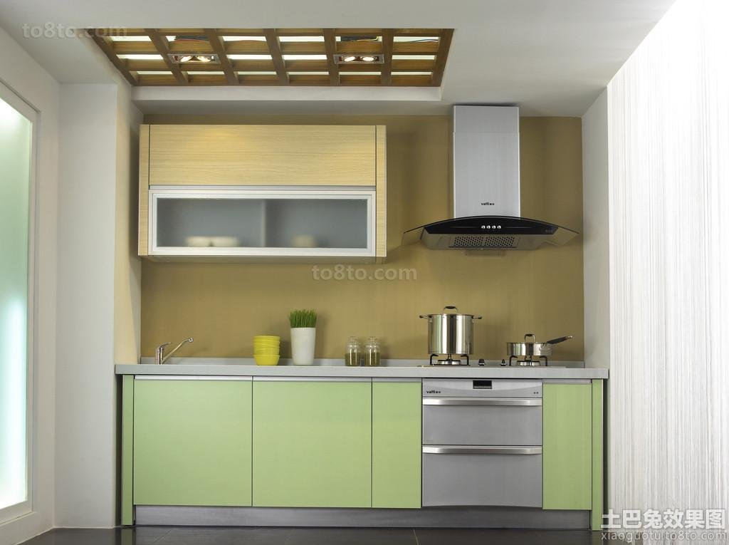 kitchen cabinets white build your own outdoor island 小厨房整体厨柜图片_土巴兔装修效果图