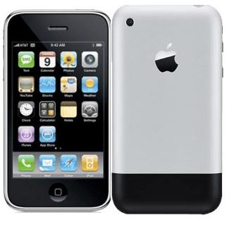 iPhone(第一代) - 知乎