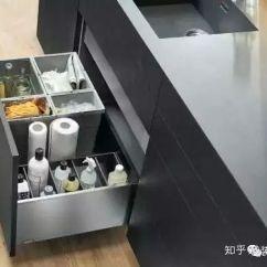 Blum Kitchen Bins Outdoor Plans Pdf 总是做不好厨房收纳 你可能五金没选对 知乎 Blum百隆定制的高抽还可以放下垃圾桶 这样每次打开水槽下的抽屉 不仅所有物品一目了然 而且厨房变得既卫生又舒适