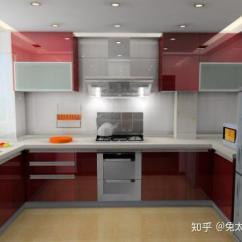 Kitchen Island With Range Rolling Cart Ikea 兔太太 5平米的厨房装修设计方案 一样很好用 知乎 根据前面所推荐的四种基本装修设计演变而来 具体可以根据自己的个人喜好来进行创新 可以将厨房台面独立成岛型 在适当的区域增加台面的设计