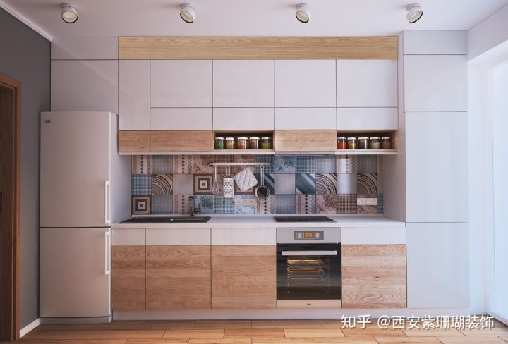 coral kitchen decor little helper stool 怎样的厨房设计是最好的 知乎 在小户型开放式厨房中 我们可先把暂时不要用到的厨具用品放置到橱柜或地柜等多种大容量储物工具之中 否则堆放在厨房柜台表面的炊具用品很容易给人造成一种杂乱无章的