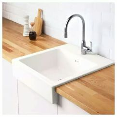 Ceramic Kitchen Sink Backsplash For White 厨房水槽 石材vs不锈钢vs陶瓷 知乎 陶瓷水槽 作为浴室洗脸盆一直发展至今 虽然我们也有做不锈钢的洗脸盆 但是订单量很少 所以也没算入流