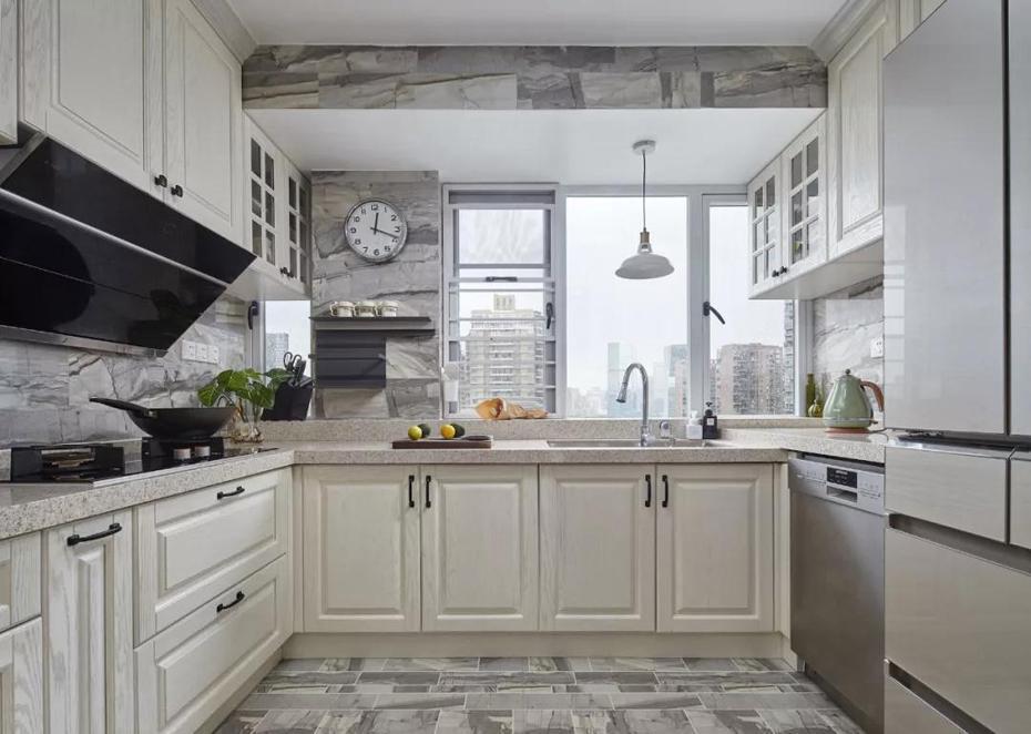 decorating kitchen aid mixer 池州春秋装饰 厨房怎样布局用起来最顺手 知乎